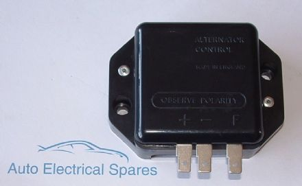 Voltage Regulator 4TR type replaces Lucas NCB403
